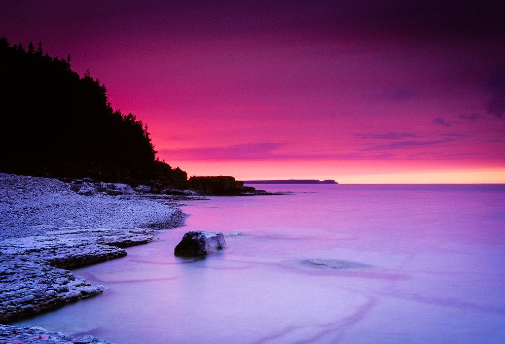 """Sunset """"Ice"""""""