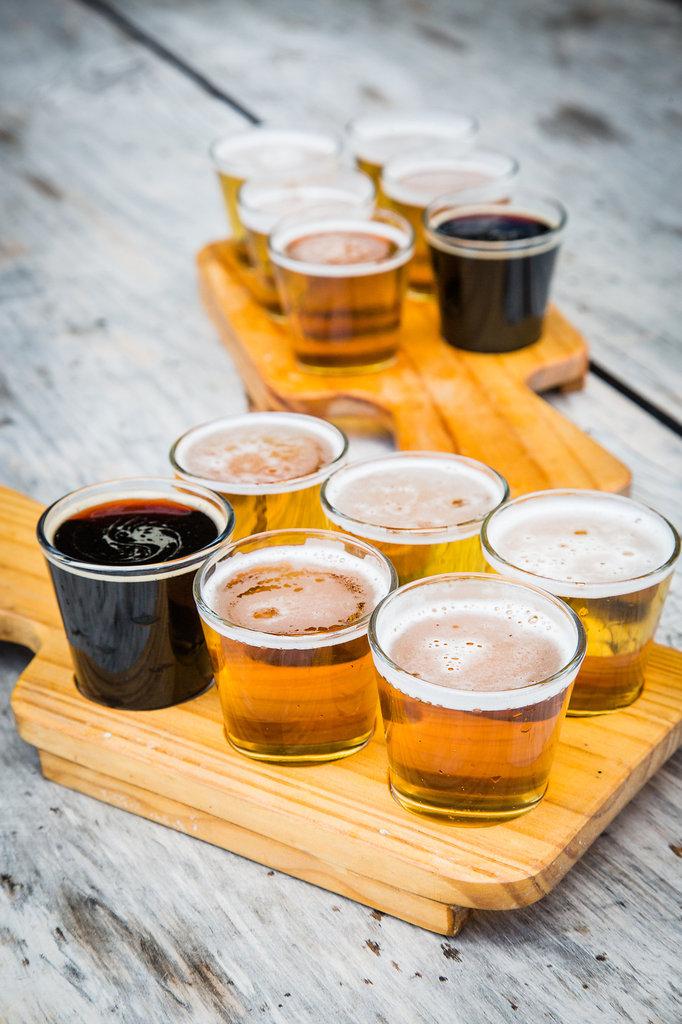 Cascade Of Beer