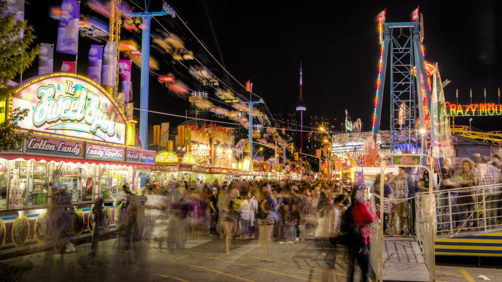 Toronto's Annual Playground