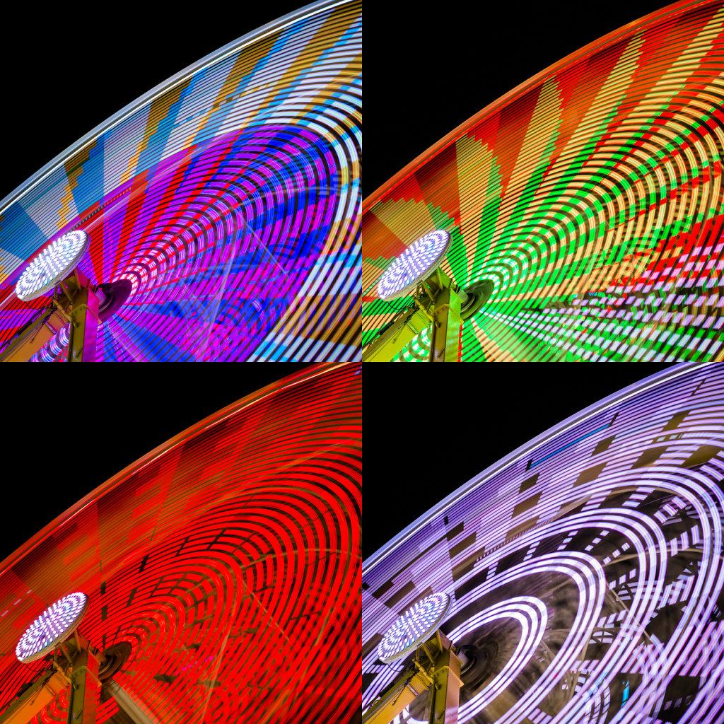 Ferris Wheel Colours